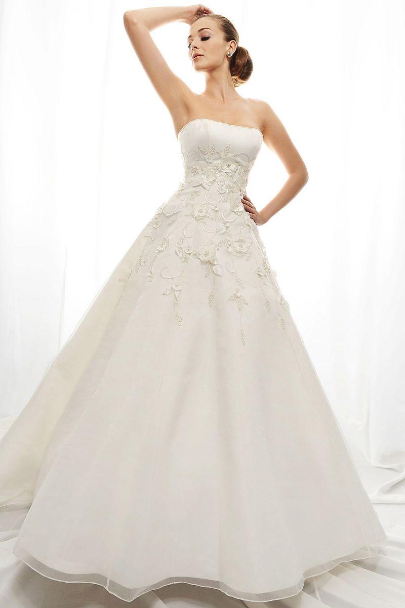100 Wedding Dresses For Fall 2015